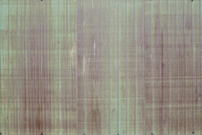 Staalmuur royalty-vrije stock afbeelding