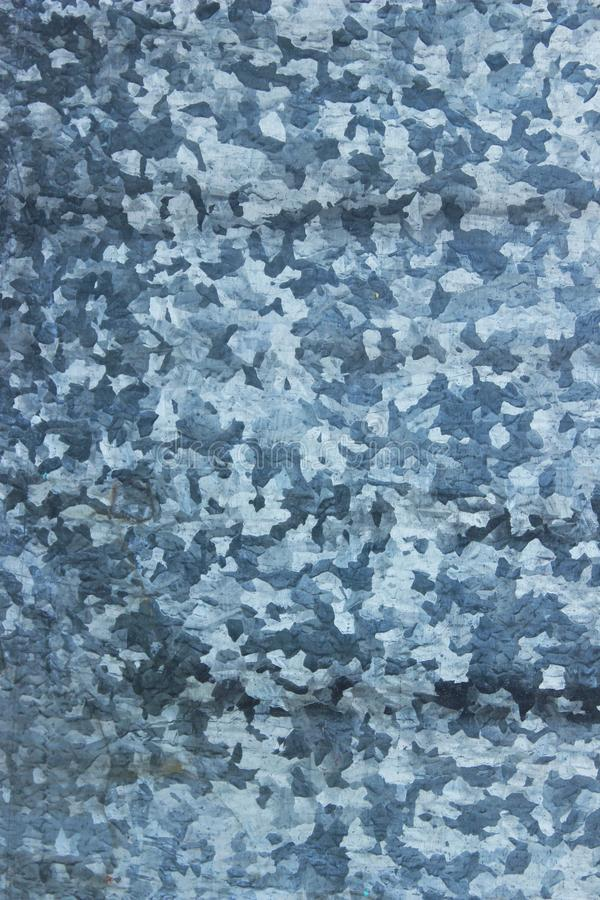 Staaltextuur Gray Metal Spotty Wall Abstract-Achtergrond royalty-vrije stock foto