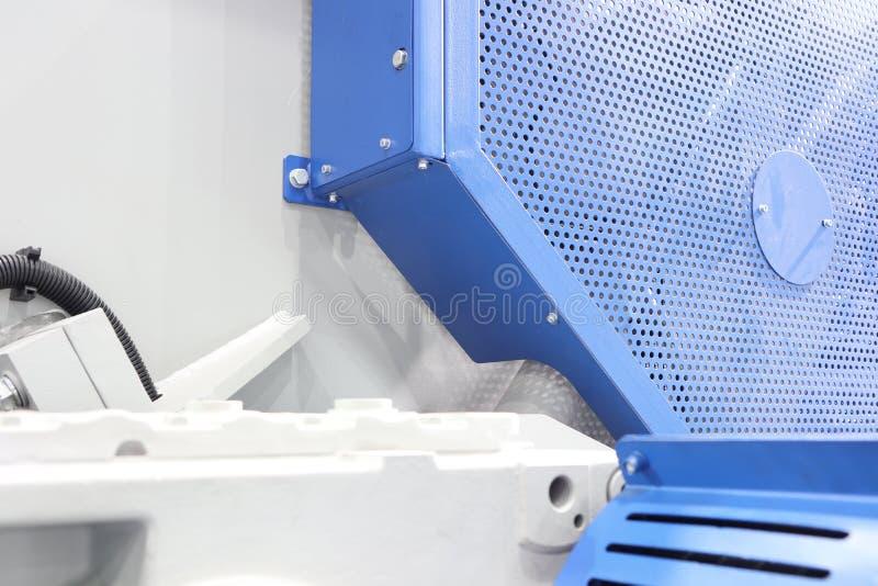 Staalwacht voor veiligheidsbescherming stock afbeeldingen