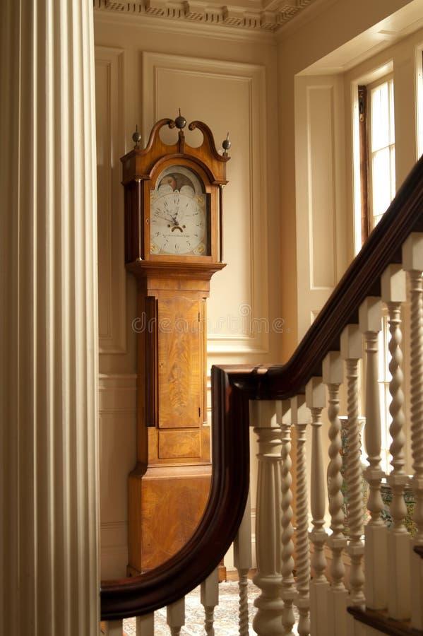 Staand horloge stock afbeelding
