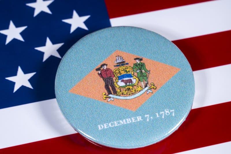 Staat Delaware in den USA stockfotografie