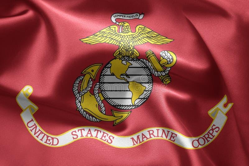Staat-Marineinfanteriekorps stockbild