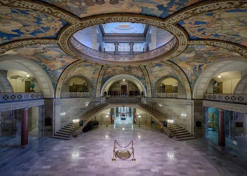 Staat Missouri-Kapitol stockfoto