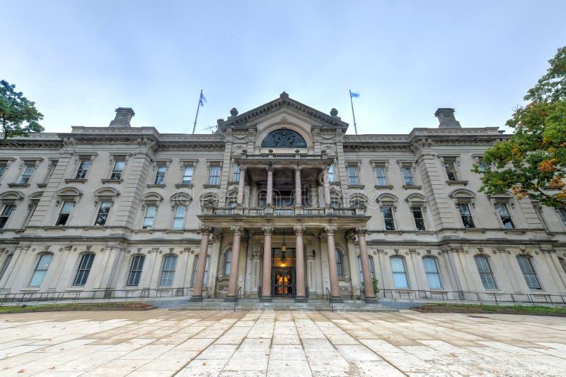 Staat New Jersey-Haus, Trenton lizenzfreies stockbild
