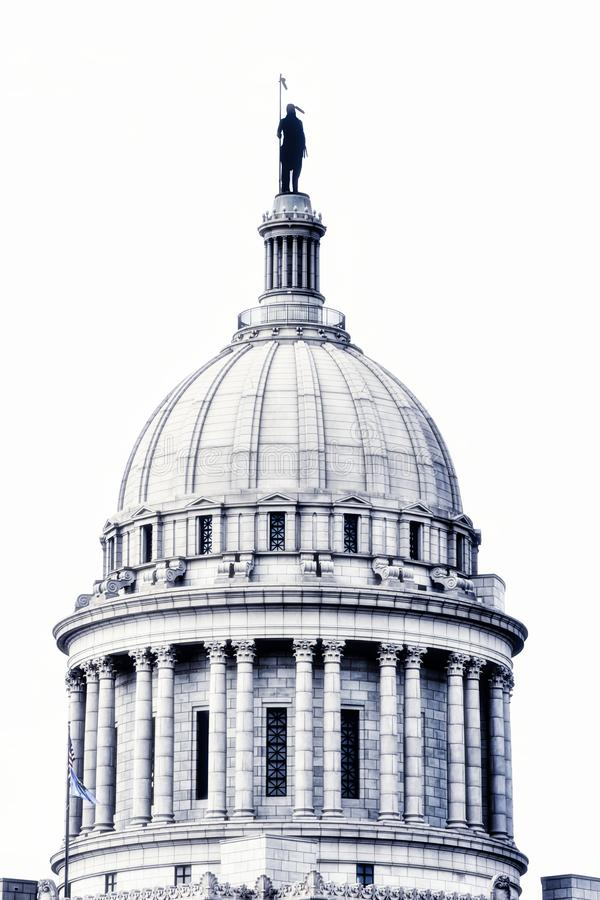 Staat Oklahoma-Kapital, Oklahoma City stockfotos