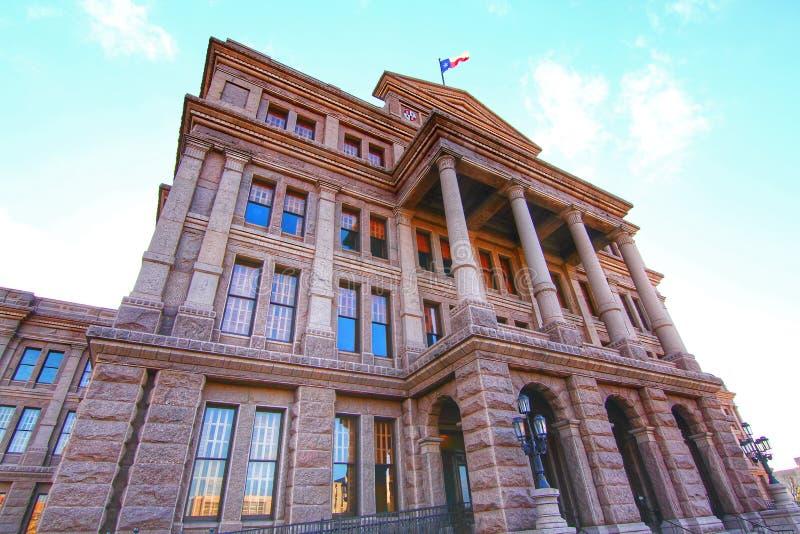 Staat Texas-Kapital lizenzfreie stockbilder
