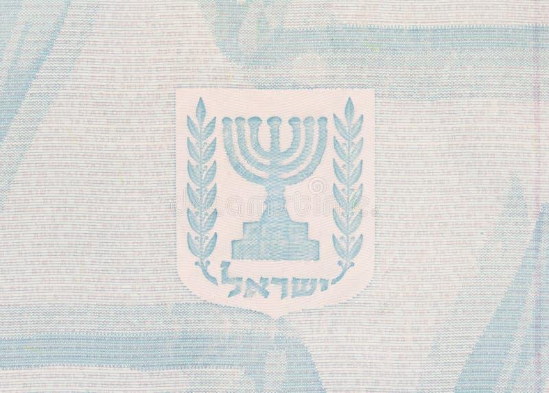 Staat van het teken van Israël royalty-vrije stock fotografie