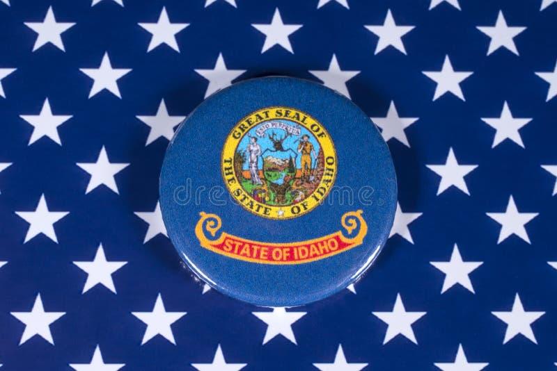 Staat van Idaho in de V.S. stock foto