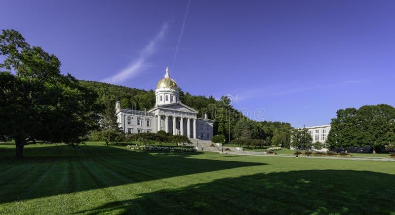 Staat Vermont-Haus lizenzfreies stockbild