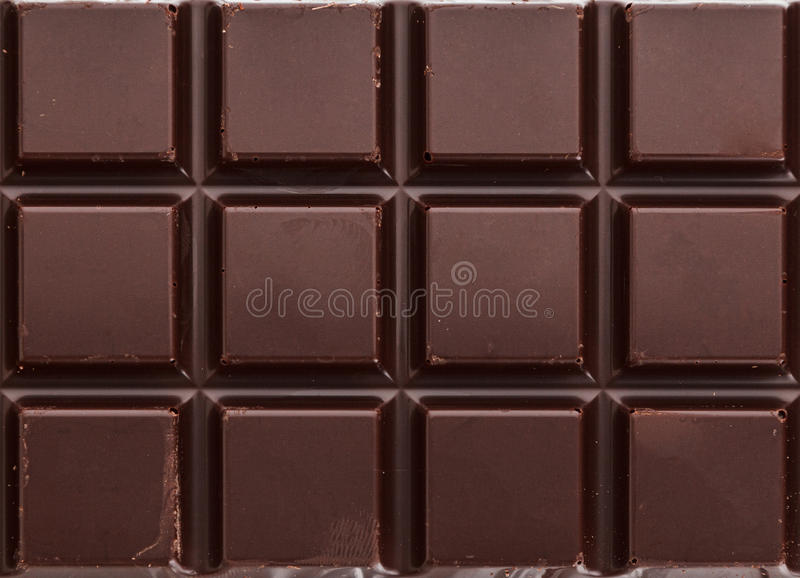 Stab der Schokolade lizenzfreie stockbilder