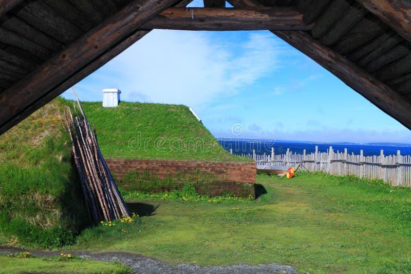 Stabilimento di Viking immagini stock