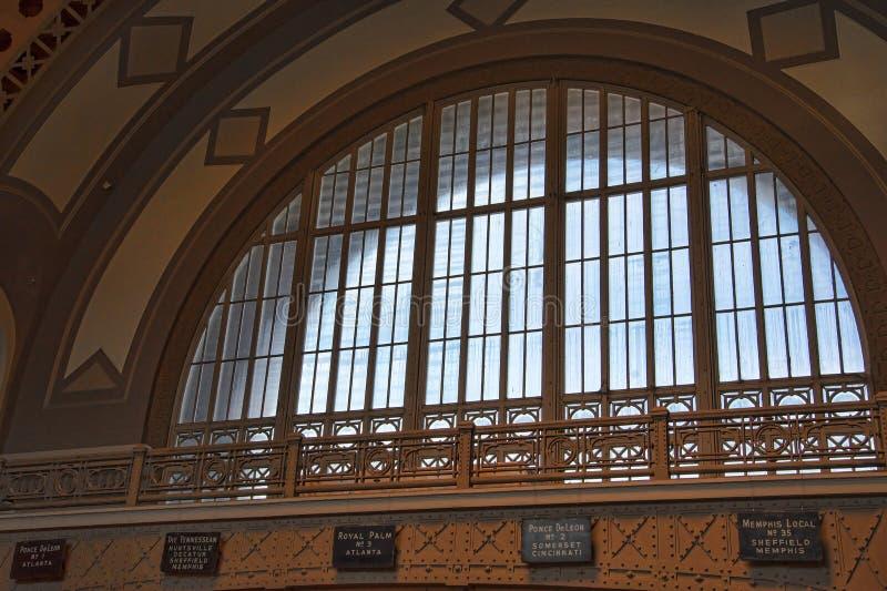 Stacja Chattanooga Choo Choo w Chattanooga Tennessee usa obraz stock