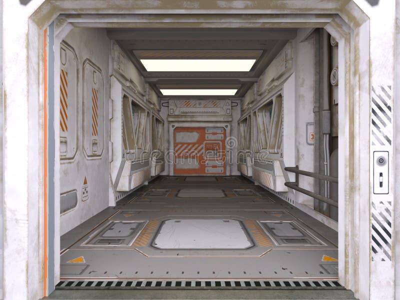 Stacja Kosmiczna zdjęcia royalty free