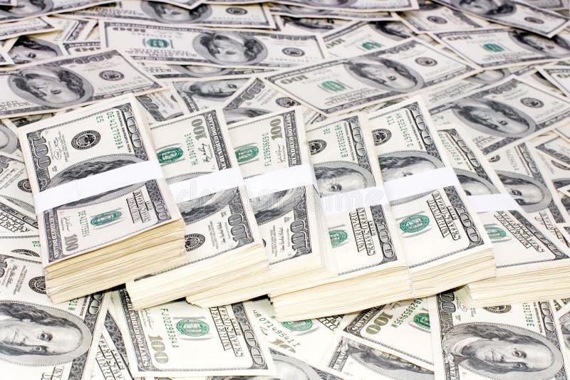 Download Stack of $100 bills stock image. Image of heap, wealth - 15784775