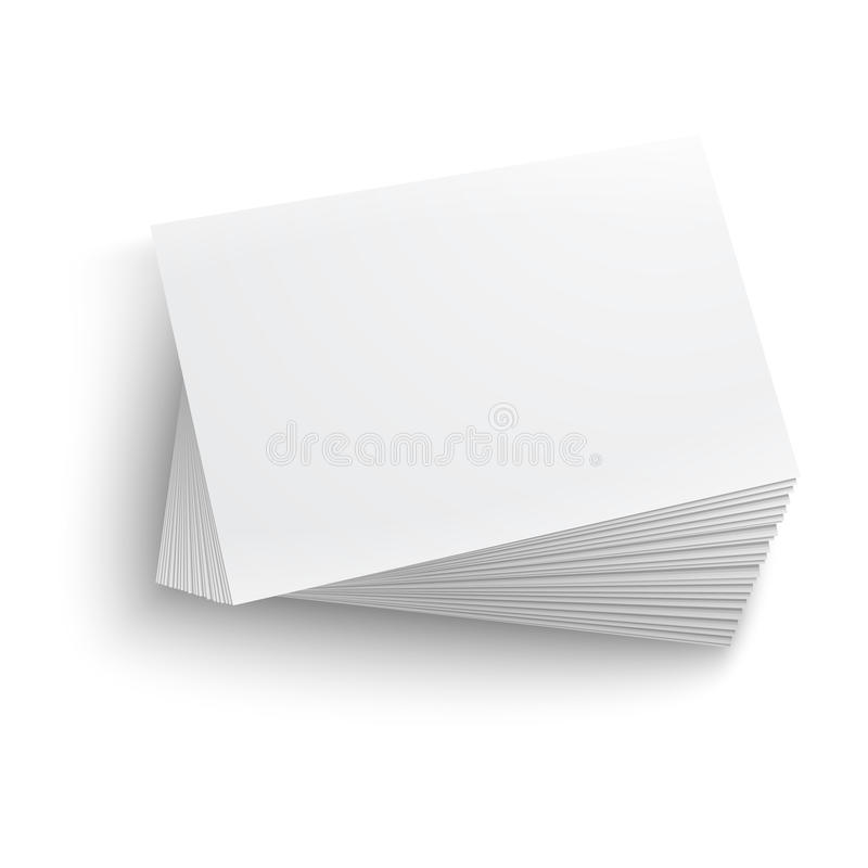 Blank Business Card Cardstock - Best Business 2017