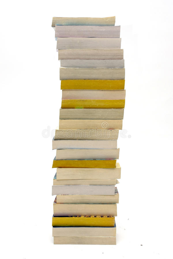 Download Stack Of Books Stock Image - Image: 15996221