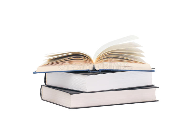 Download Stack of books stock image. Image of text, literature - 19199581