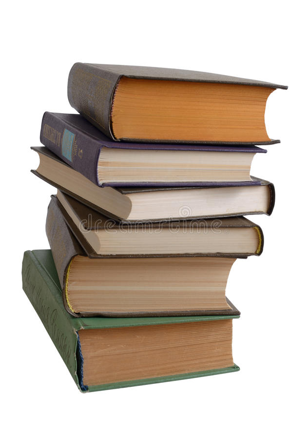 Download Stack of books stock photo. Image of books, wisdom, textbook - 26690966