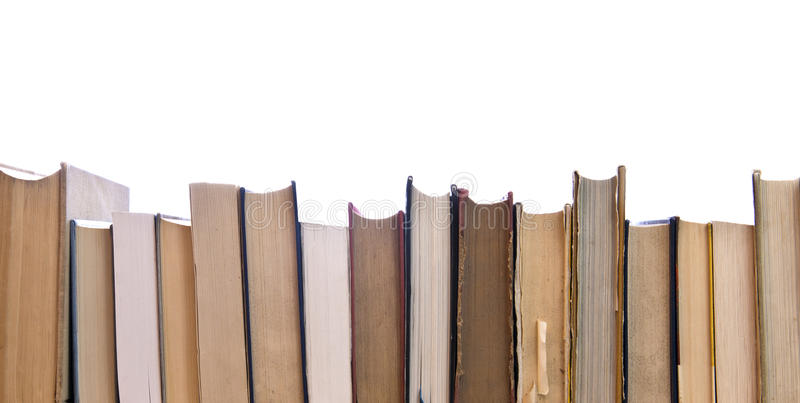 Download Stack of books stock photo. Image of book, books, white - 26773216