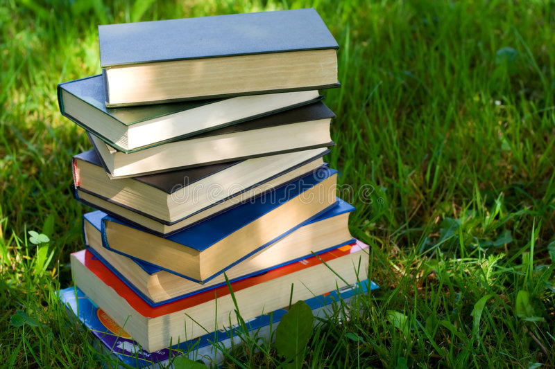 Download Stack of books stock image. Image of information, study - 3296269