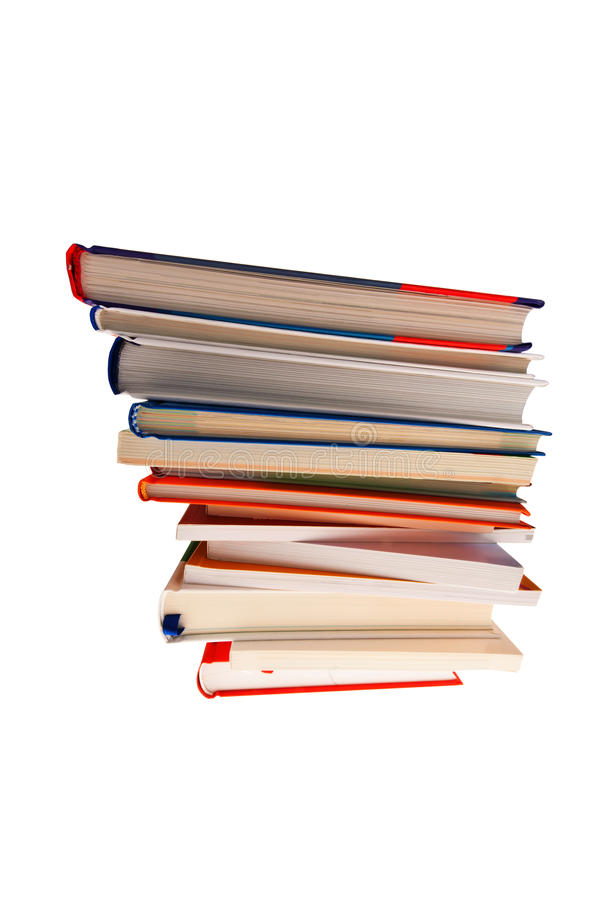 Download Stack of books stock image. Image of mountaineering, book - 32928619