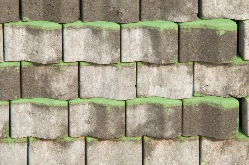 Download Stack of Bricks stock image. Image of compact, bricklaying - 21486957