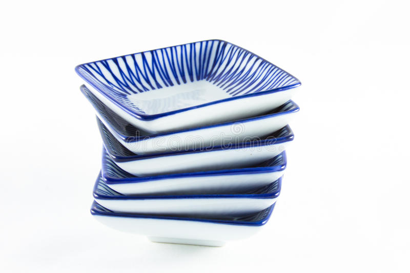Download Stack of ceramic plate. stock image. Image of plate, china - 20049005