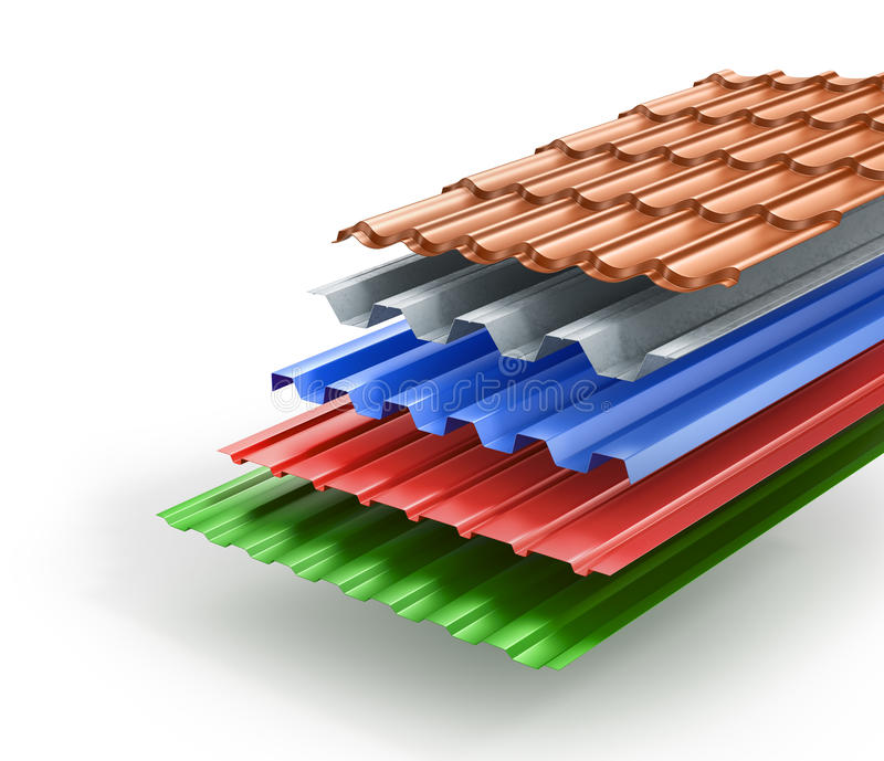 Types Of Metal Roofing - Best Roof 2018