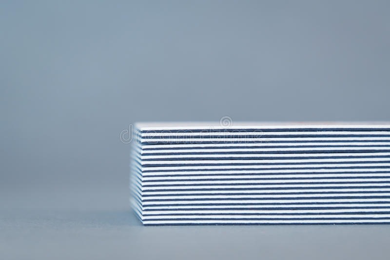 Stack of double sided business cards side view stock photo image download stack of double sided business cards side view stock photo image of colourmoves