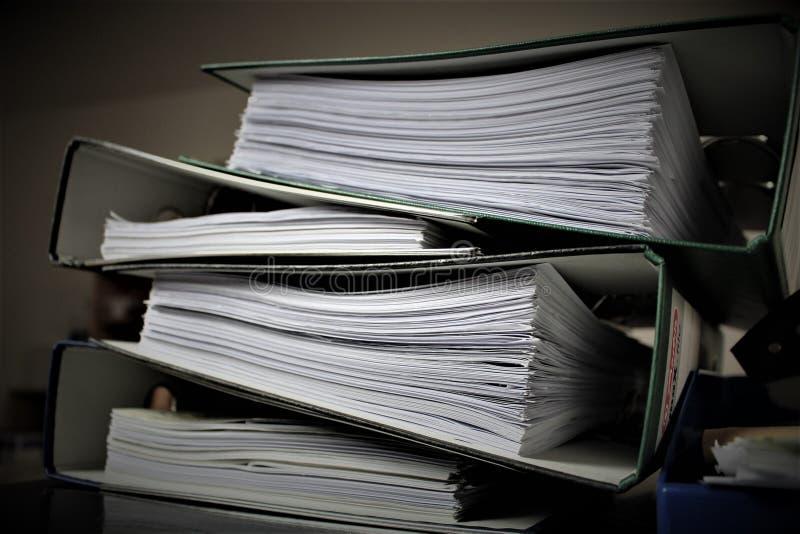 Stack Of Folders Free Public Domain Cc0 Image
