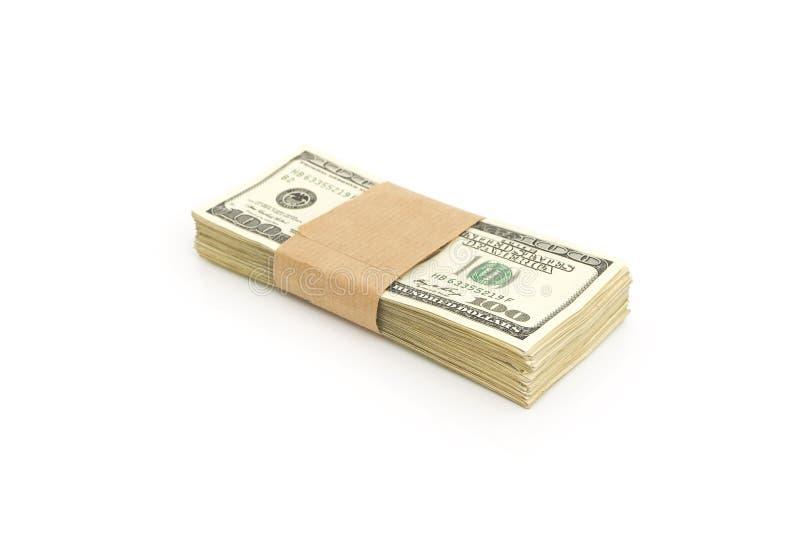 Download Stack Of Hundred Dollar Bills Stock Image - Image: 7718921