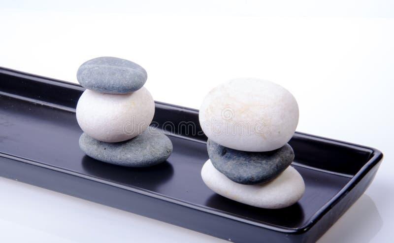 stack kamień obraz stock