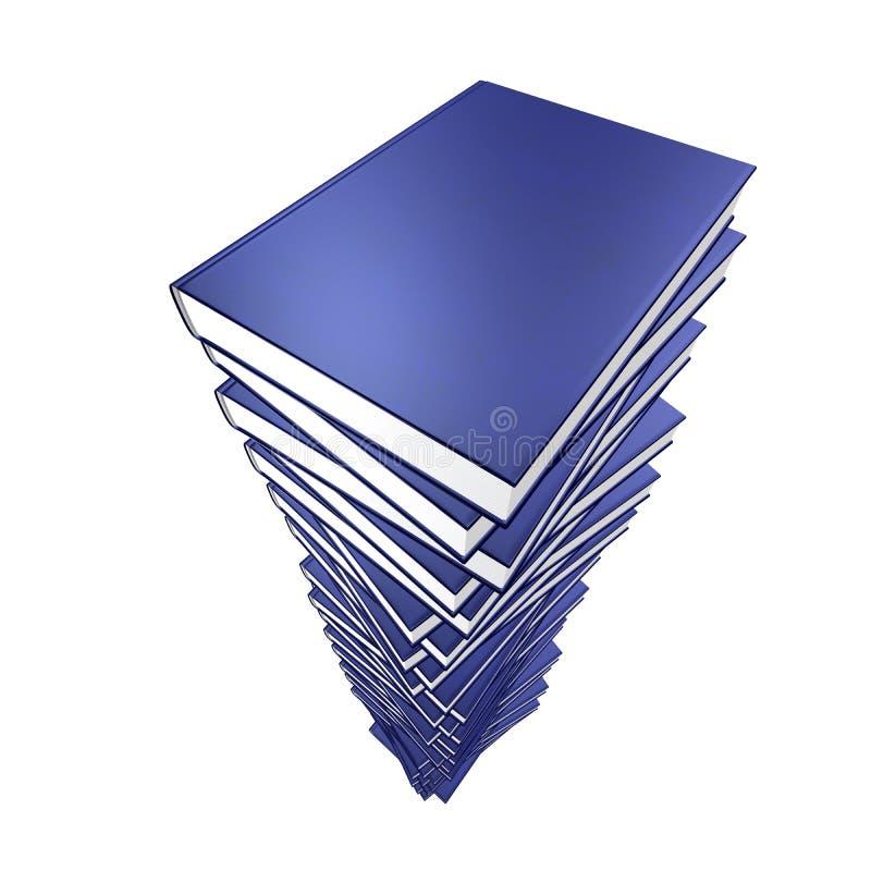 stack książki ilustracji