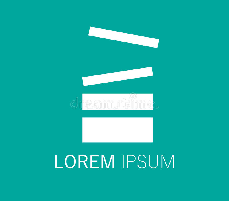 Download Stack Logo Concept stock illustration. Image of logo - 83706532