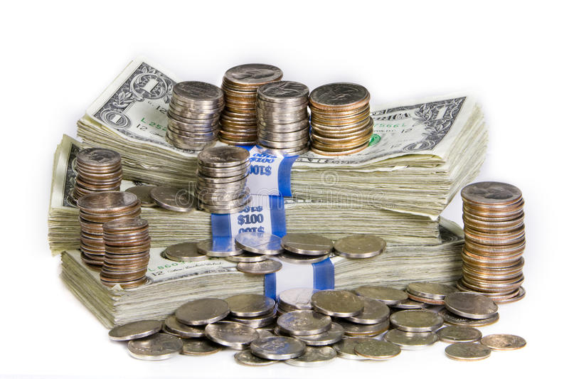 Download Stack of Money stock photo. Image of nobody, banking - 10445860