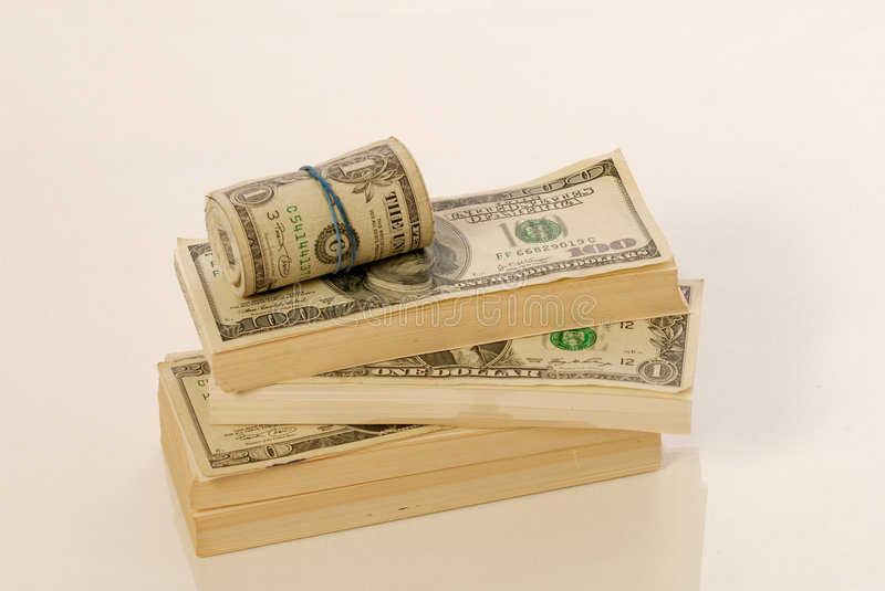 Download Stack of money stock photo. Image of future, bills, loan - 5853014