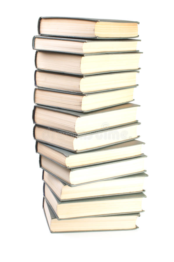 Free Stack Of Books Stock Photo - 19212460