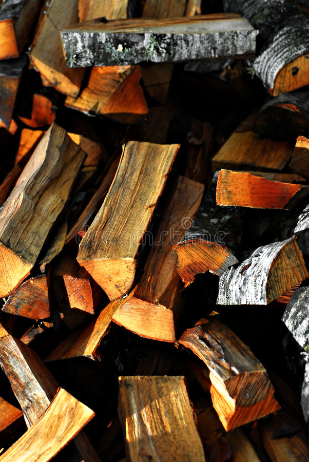 Free Stack Of Firewood Stock Photos - 3380603