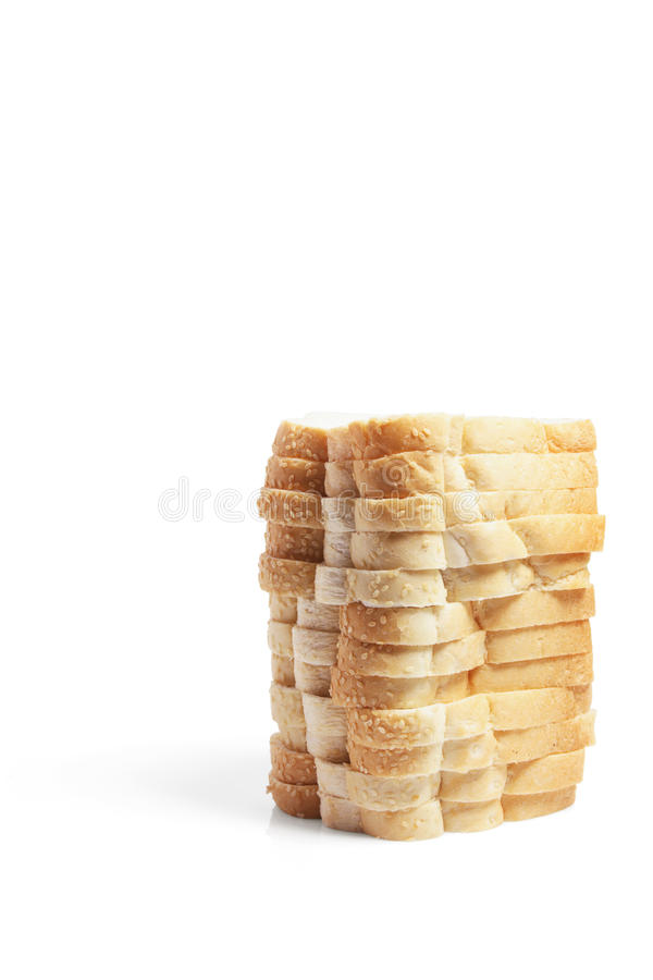 Free Stack Of Sliced Bread Stock Photos - 12932323