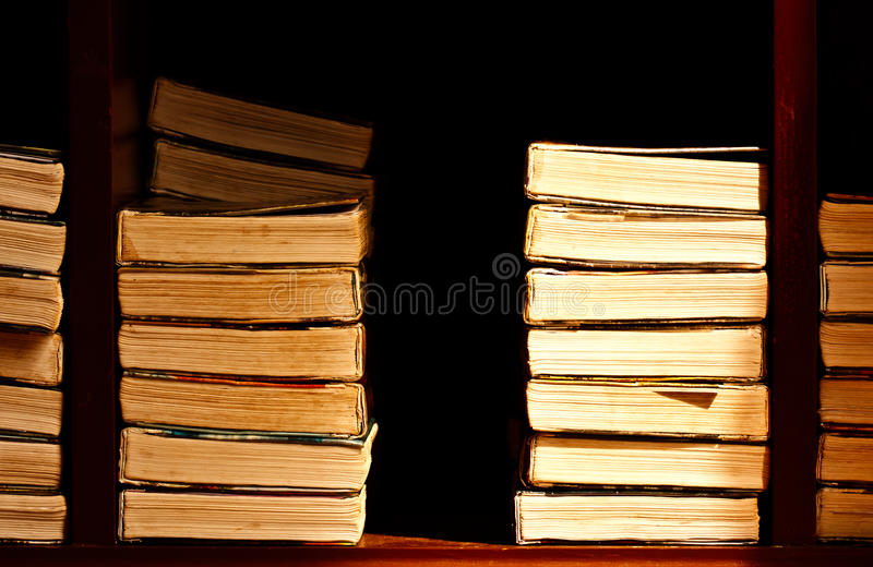 Download Stack of old book stock image. Image of bible, historic - 18877021