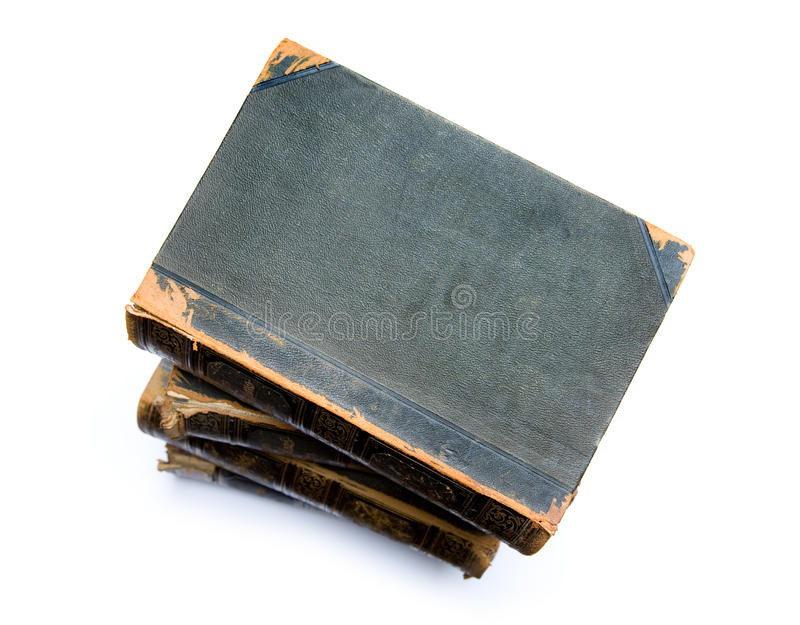 Download Stack of old books stock photo. Image of information - 22443740