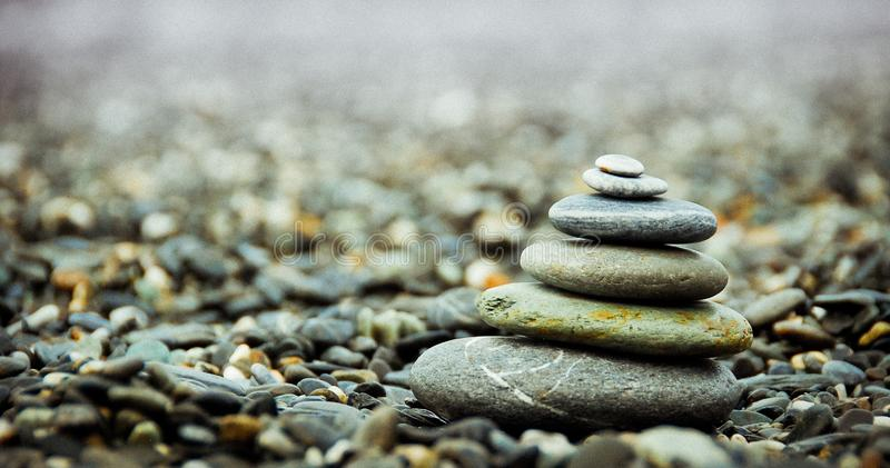 Stack Pebbles On The Ground Free Public Domain Cc0 Image
