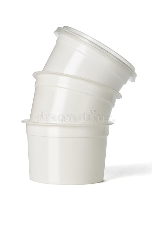 Download Stack Of Plastic Containers Stock Image - Image: 18550305