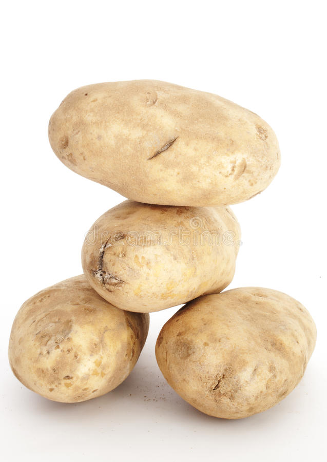 Download Stack of Potatoes stock photo. Image of root, background - 31136808