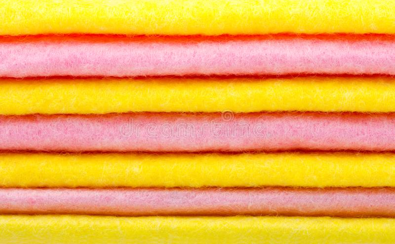 Download Stack of rags stock image. Image of viscose, domestic - 17969179