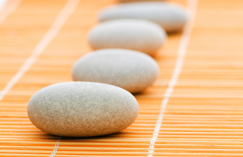 Download Stack of spa pebbles stock photo. Image of group, pebbles - 11805844