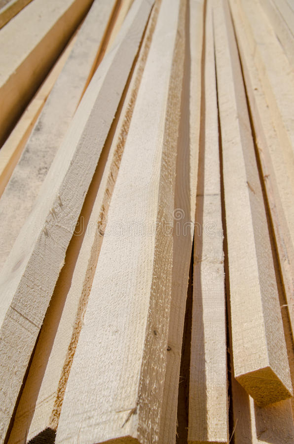 Stack of timber wood texture royalty free stock photography