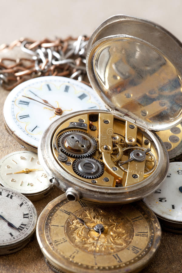 Download Stack of watches stock image. Image of jewels, retro - 15062667