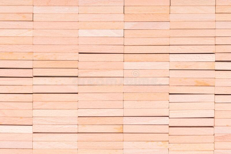 Stack Wood Block stock images