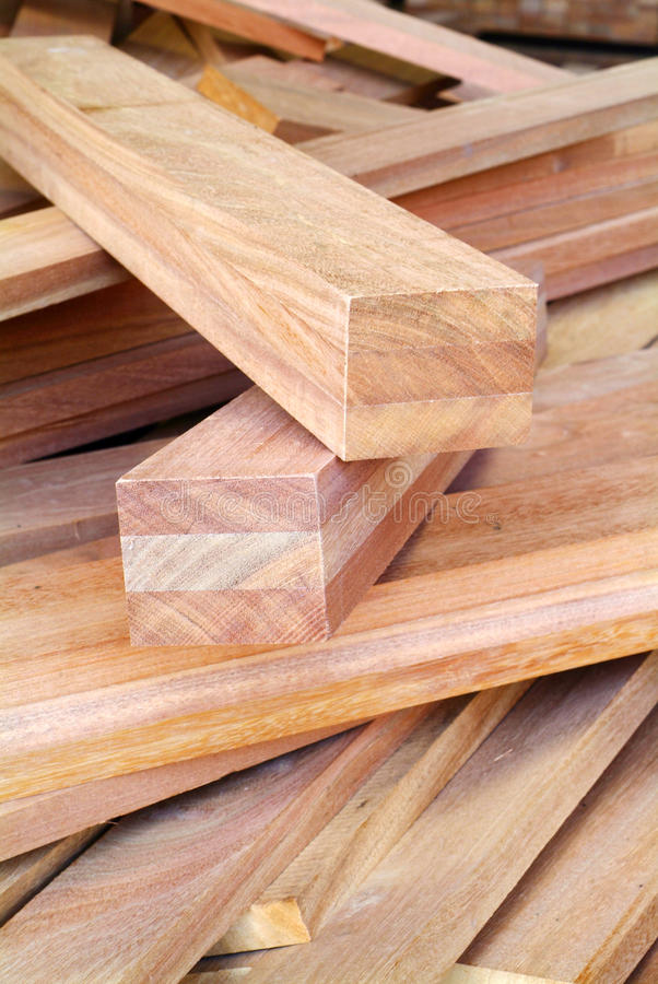 Download Stack of wood planks stock photo. Image of lumber, manufacturing - 17471280